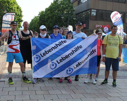 Inklusionslauf vor dem Firmenlauf in Feuerbach: Für alle was dabei!